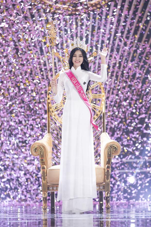 Bị đào lại quá khứ từng nói tục, tân hoa hậu Đỗ Thị Hà phản hồi cực ấn tượng