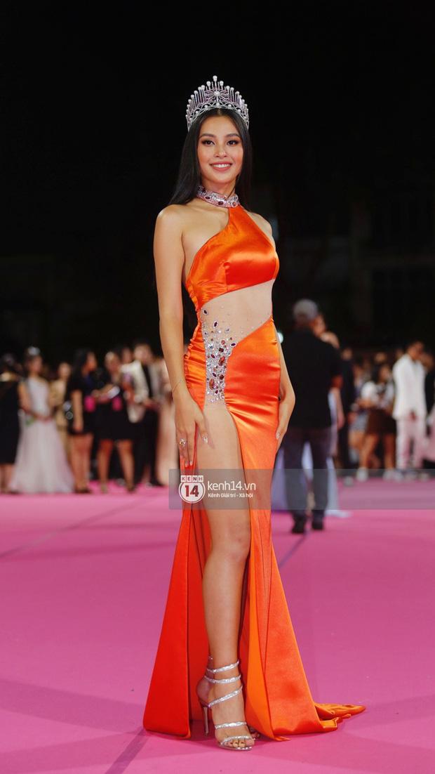 Mỹ nhân nườm nượp khoe sắc tại thảm đỏ Chung kết Hoa hậu Việt Nam 2020, thế nhưng càng nhìn càng cảm giác sai sai!