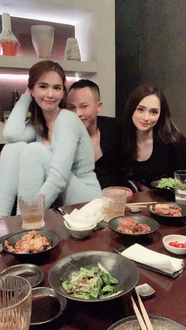 Hương Giang vui vẻ tụ họp cùng Ngọc Trinh và hội bạn thân hậu sóng gió với antifan