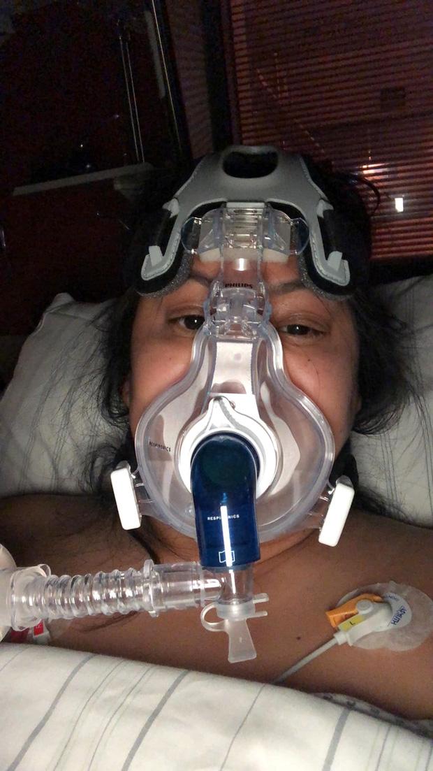 Nữ vlogger gốc Việt Brittanya Karma nhiễm COVID-19, phải dùng máy thở