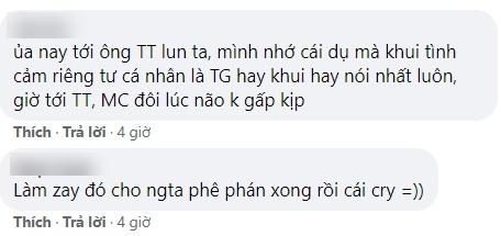 MC Trấn Thành bị nhiều netizen chỉ trích vô duyên vì mang chủ đề người yêu cũ ra đùa giỡn