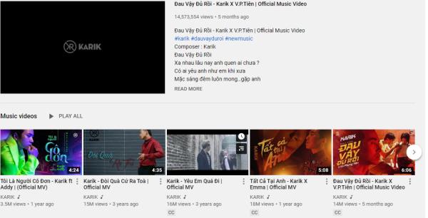 """Góc """"Ờ Mây Zing, Gút Chóp"""": Karik nhận được nút Vàng từ YouTube sau """"Rap Việt"""""""