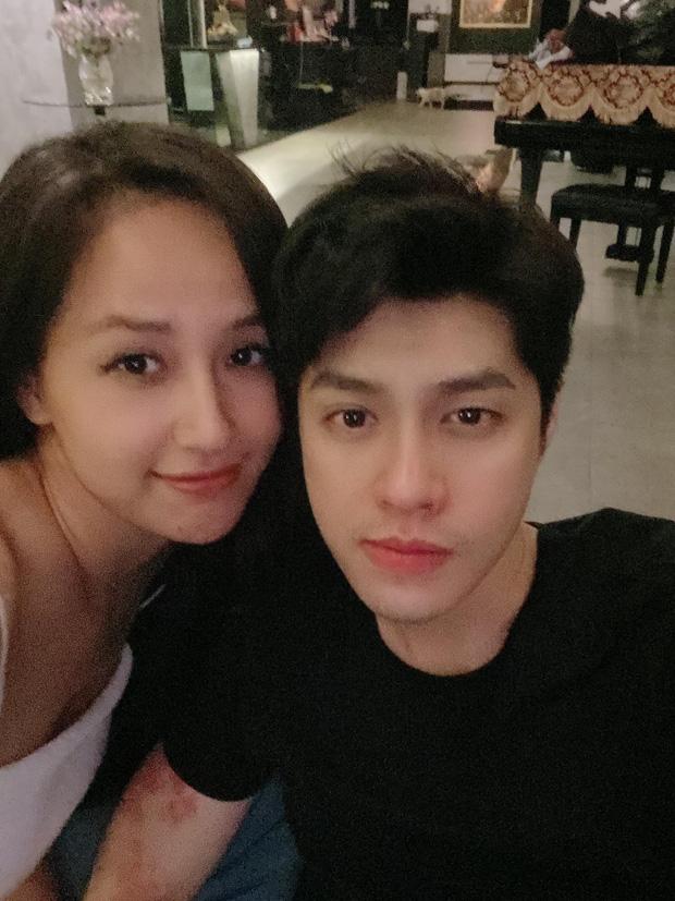 Mai Phương Thuý cuối cùng đã lên tiếng về tin đồn nối lại tình cũ với Noo Phước Thịnh