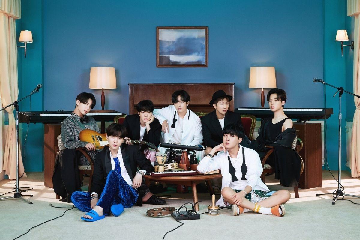 Life Goes On của BTS là ca khúc tiếng Hàn đầu tiên debut #1 Billboard Hot 100