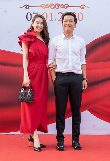 Nhã Phương tiết lộ Trường Giang không cho cô phụ giúp việc kinh doanh