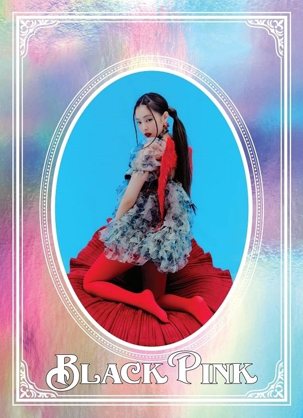BLACKPINK đầy màu sắc trong bộ ảnh mới: Jennie - Lisa phá cách đầy ấn tượng, Jisoo - Rosé bùng nổ visual