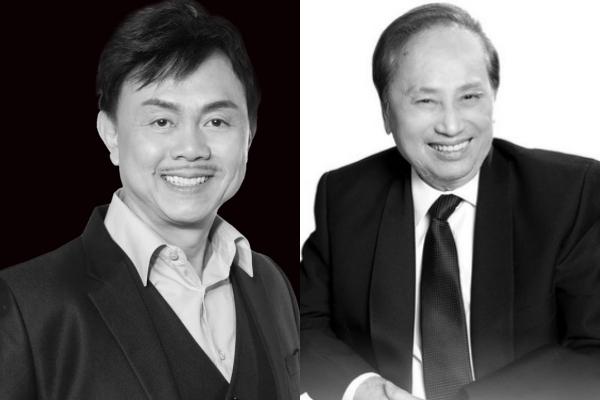 Vợ cố NS Chí Tài gửi lời chia buồn đến gia đình nhạc sĩ Lam Phương