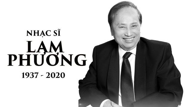 Đám tang nhạc sĩ Lam Phương sẽ được tổ chức cả ở Mỹ và Việt Nam