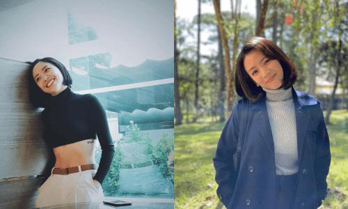Thu Trang thay đổi phong cách, Tiến Luật nhận nhầm thành Tóc Tiên