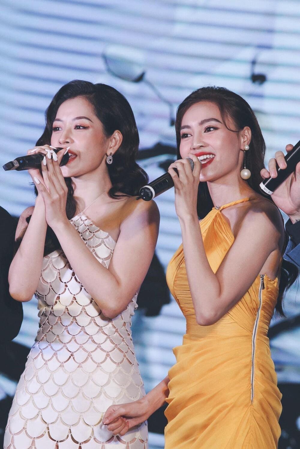 Lan Ngọc và Chi Pu đọ sắc trong cùng một khung hình, netizen liền cà khịa:Bức ảnh phát ra âm thanh