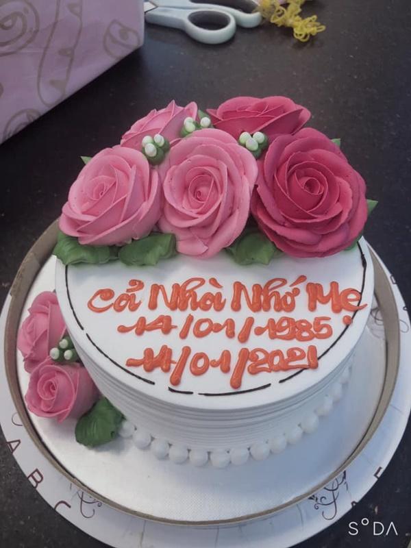Con gái Mai Phương tự tay chọn bánh sinh nhật mẹ, gửi lời nhắn nhủ xúc động