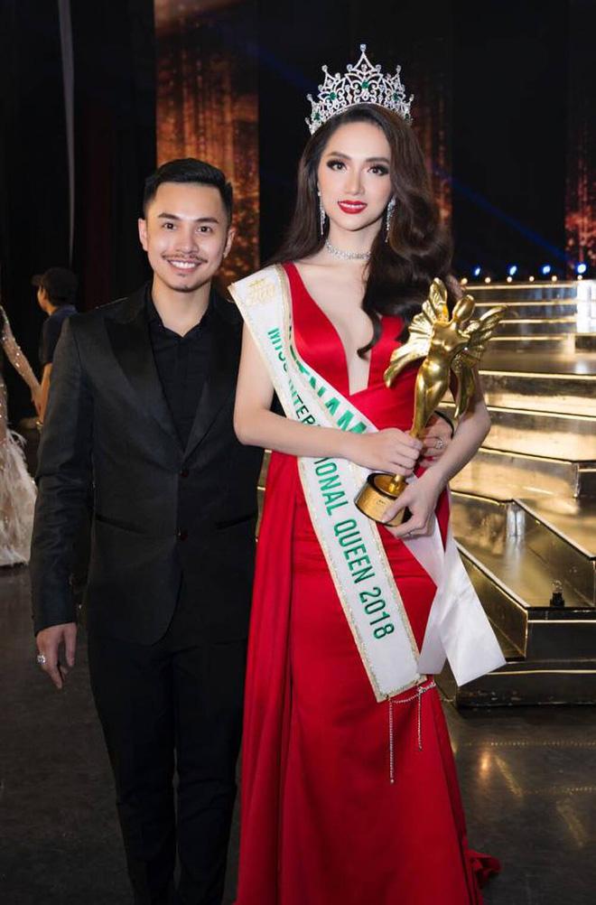 Hết hạn antifan, Hương Giang lại bị thông dịch viên tố vô ơn với ekip từng giúp cô trở thành Hoa hậu