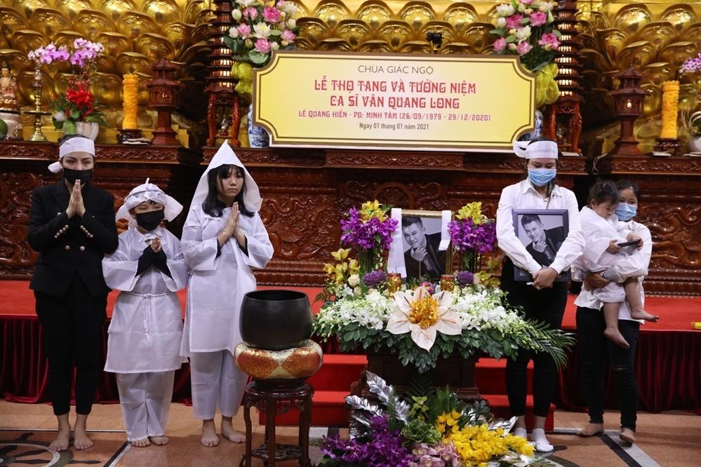 Tro cốt của Vân Quang Long đã được đưa về quê nhà, lễ an táng sẽ diễn ra vào ngày 20/1
