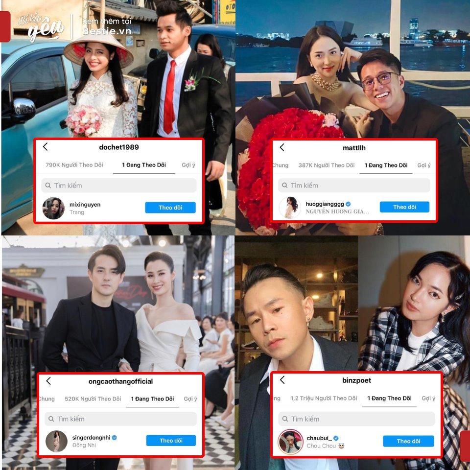 Giữa nghi vấn Sơn Tùng - Thiều Bảo Trâm chia tay, netizen khui lại hội chỉ follow mình em, còn cà khịa Mong không ai rời hội