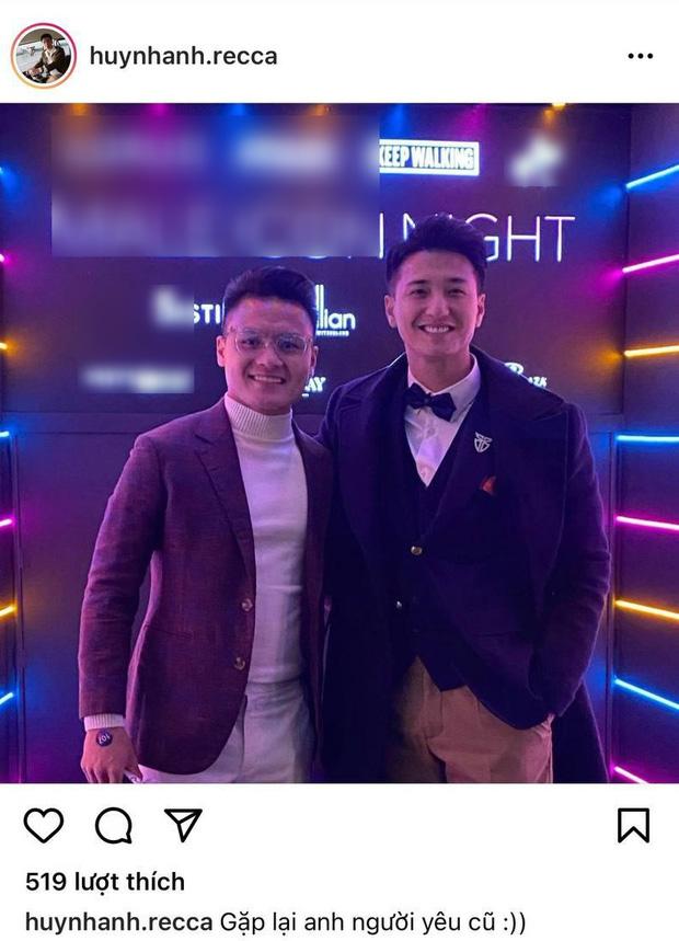 Quang Hải bị réo tên cả đêm khi diễn viên Huỳnh Anh cầu hôn single mom