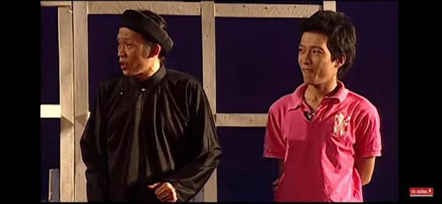 Loạt ảnh Trường Giang gầy trơ xương bên NS Hoài Linh thuở mới vào nghề khiến netizen dậy sóng