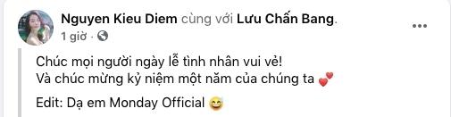 Trà xanh Karen Nguyễn trong loạt MV của Hương Giang xác nhận là Monday chính hiệu