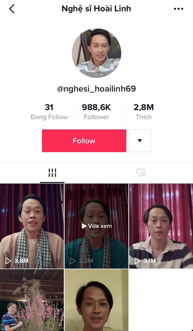 NSƯT Hoài Linh lập TikTok chưa đầy 24h đã sở hữu lượt follow khủng, chào hỏi nhẹ cũng 6 triệu view và loạt clip chế đỉnh không kém