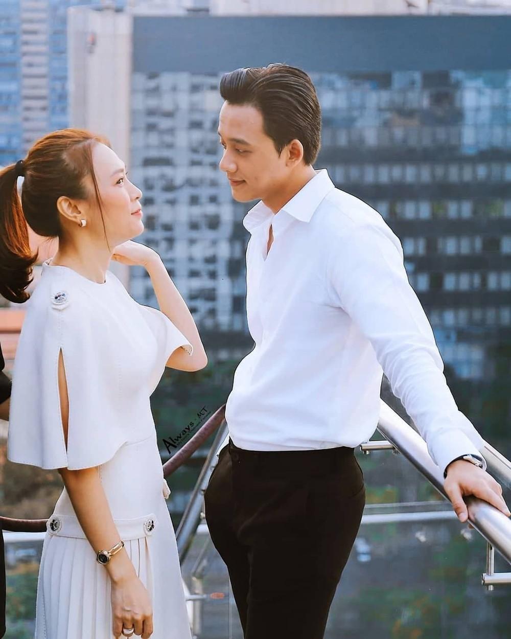 Mỹ Tâm chính thức thừa nhận hẹn hò Mai Tài Phến
