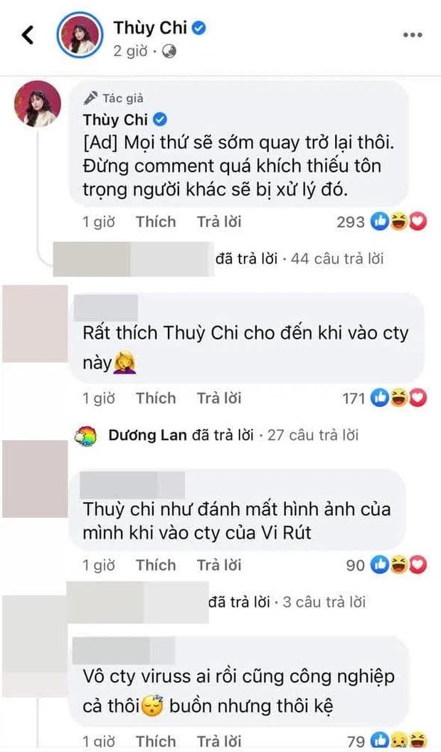 Thuỳ Chi bị chỉ trích kém duyên khi đăng lại clip cover Chúng Ta Của Hiện Tại giữa lúc Sơn Tùng bị dính phốt