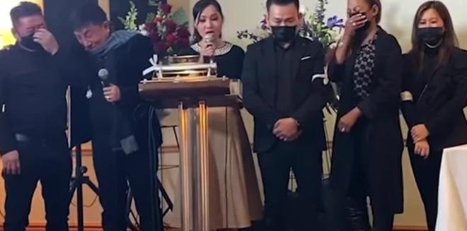 Chị hai cố NS Vân Quang Long bức xúc phản pháo, tố video Phạm Thanh Thảo làm lố trong đám tang là bóp méo sự thật