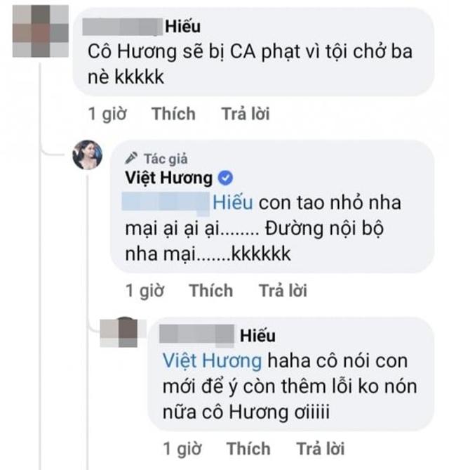 Vợ chồng Việt Hương vi phạm luật giao thông, bị nhắc nhở lại có phản ứng gây ngỡ ngàng