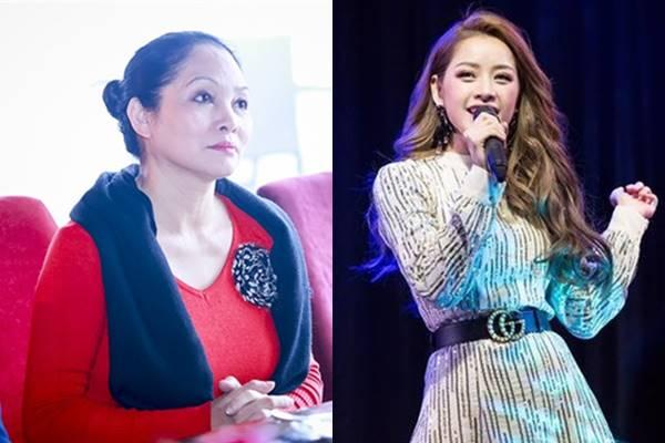 Xôn xao thông tin Chi Pu từng bị NSƯT Hà Thủy đuổi về sau 2 ngày học hát
