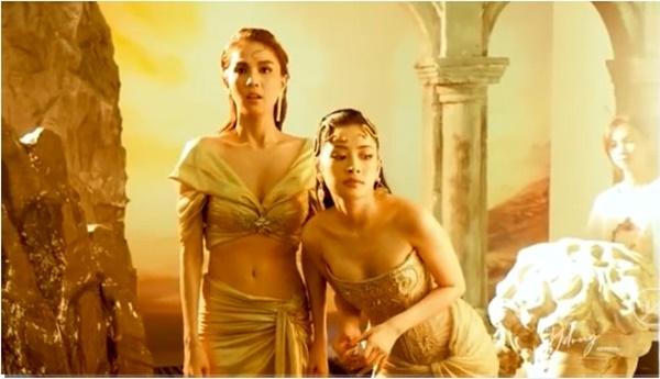Chi Pu lần đầu tiết lộ lý do thân thiết với Ngọc Trinh, cách miêu tả về đàn chị bị chỉ trích khiếm nhã