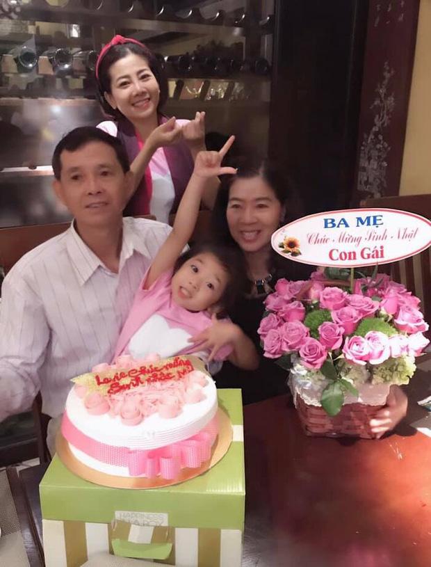 Quản lý làm rõ thông tin bố mẹ Mai Phương bị làm khó khi gặp Lavie, hé lộ thái độ của bé với ông bà ngoại