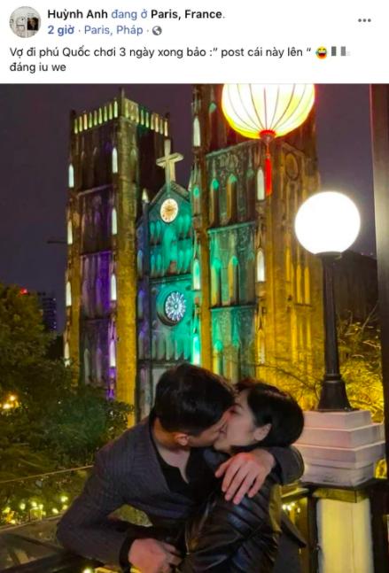 Huỳnh Anh khoe khéo tuyệt chiêu giữ bồ của bạn gái Bạch Lan Phương thế nhưng lại bị netizen chê bai sống ảo