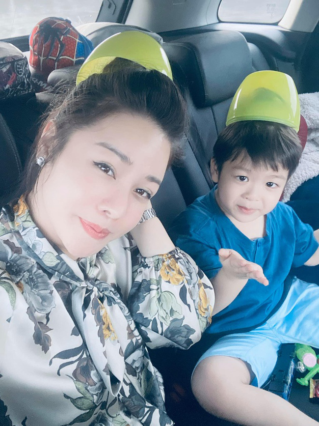 Phản ứng của chồng cũ Nhật Kim Anh khi bị mất quyền nuôi bé Tin