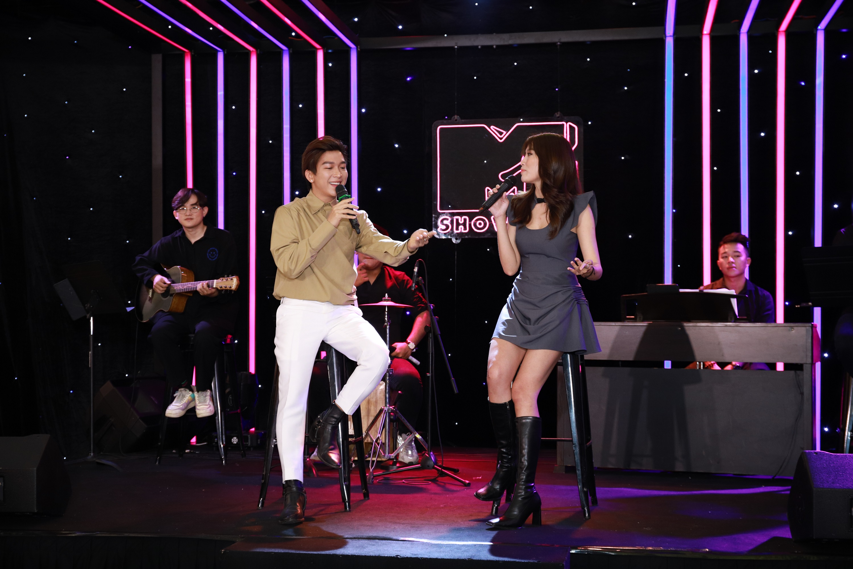MTV Showcase - Mãn nhãn với màn live đi vào lòng người của hoàng tử tình ca Tăng Phúc