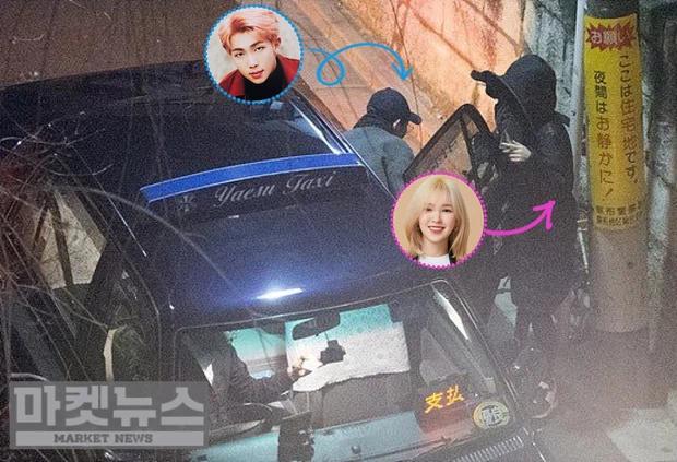 Đúng ngày 1/4, RM (BTS) và Wendy (Red Velvet) lộ bằng chứng hẹn hò: Sự thật hay cú lừa Cá tháng tư?