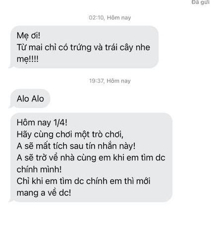 Trường Giang gửi tin nhắn lạ rồi tuyên bố mất tích, Nhã Phương mệt mỏi đăng đàn tìm chồng đi lạc