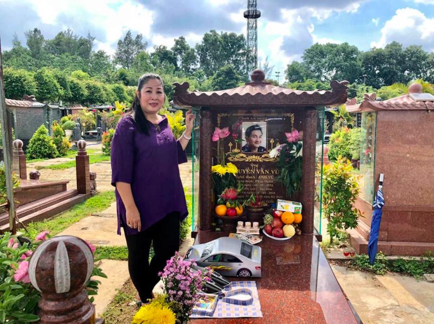 Tròn 2 năm ngày cố diễn viên Anh Vũ qua đời, NS Hồng Vân xót xa tưởng nhớ: Hôm đó nghe tin báo mà chị nghĩ mọi người đùa
