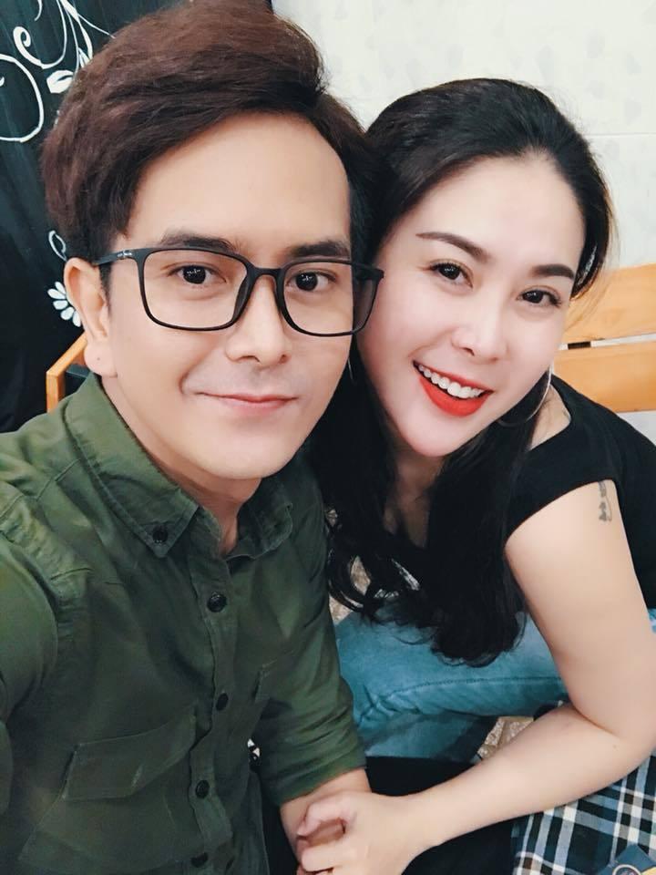 Diễn viên Hùng Thuận xác nhận chia tay bạn gái DJ xinh đẹp