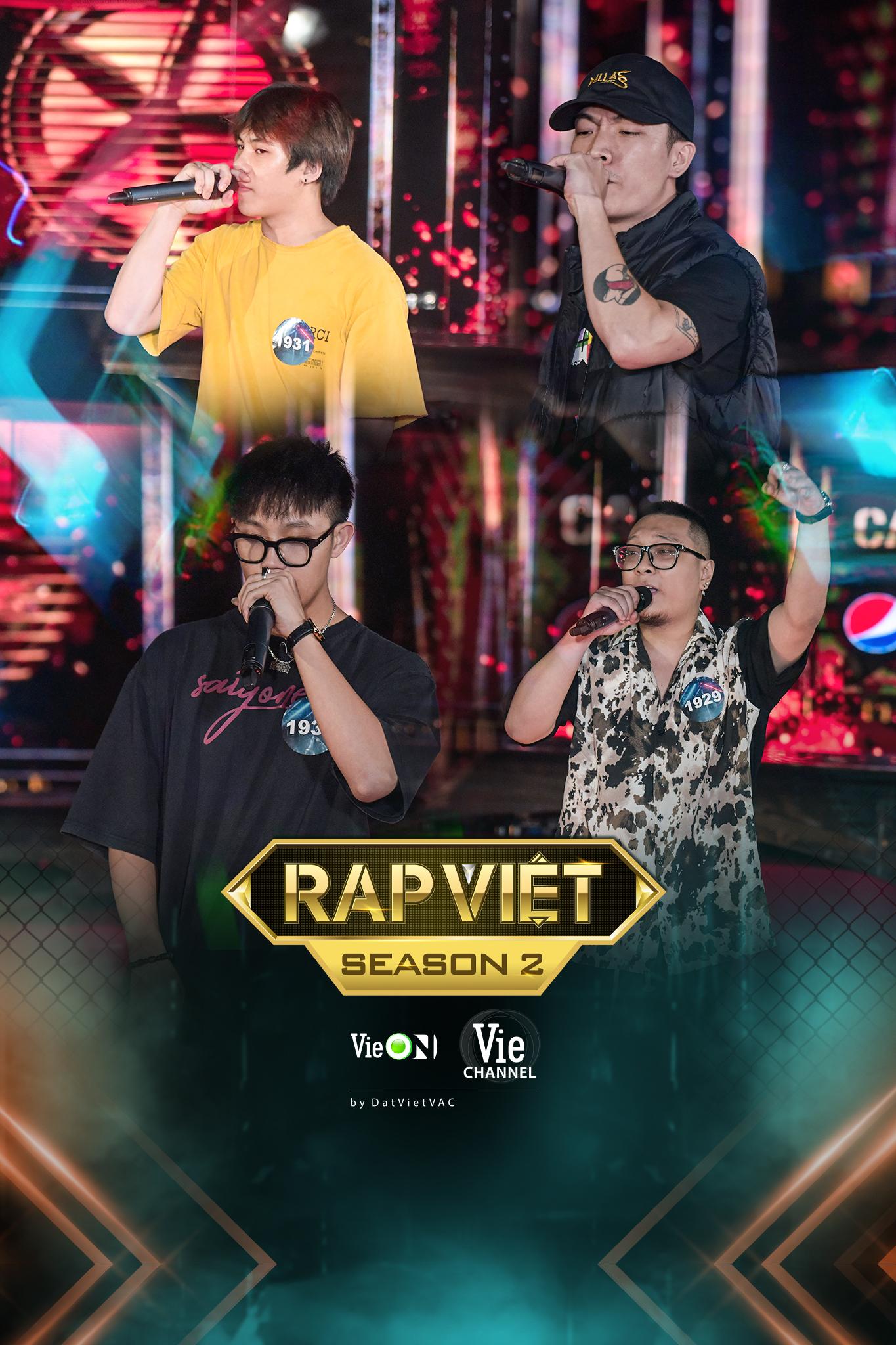 Touliver hào hứng với chất lượng thí sinh mùa 2 và hứa hẹn Rap Việt năm nay sẽ cực cháy