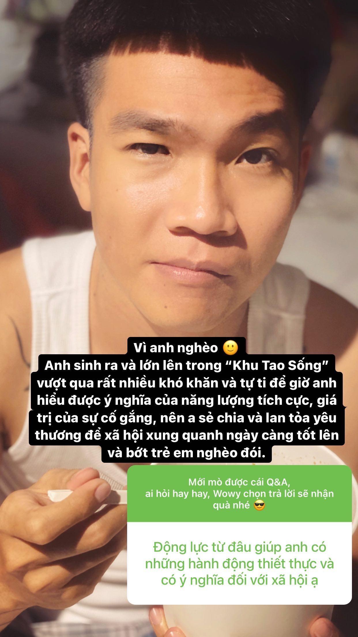 Wowy khiến fan thích thú khi 'vẽ ra viễn cảnh' về màn kết hợp cùng Jack và Sơn Tùng MTP