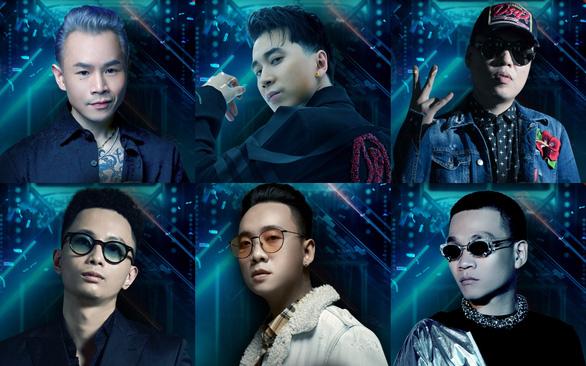 Chính thức: LK tham gia Rap Việt mùa 2, hoàn thiện đội hình bộ 6 quyền lực