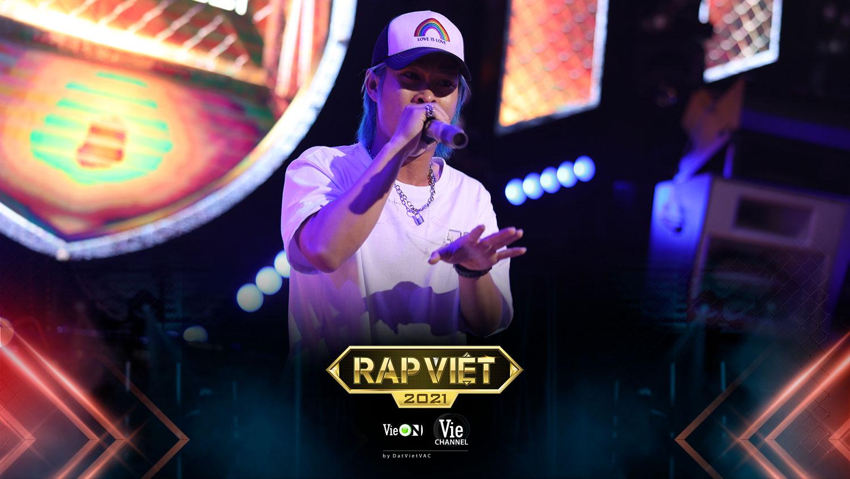 Dân tình ngạc nhiên trước tài bắn rap tiếng Anh của Mai Ngô tại vòng casting Rap Việt – Mùa 2