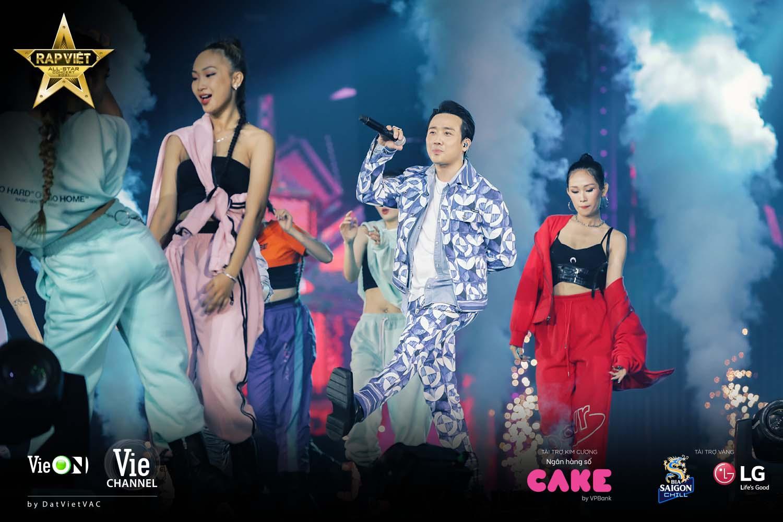 8 bài hát chưa từng xuất hiện tại Rap Việt - Mùa 1 sẽ xuất hiện tại Live Concert Rap Việt All-Star công chiếu trên YouTube