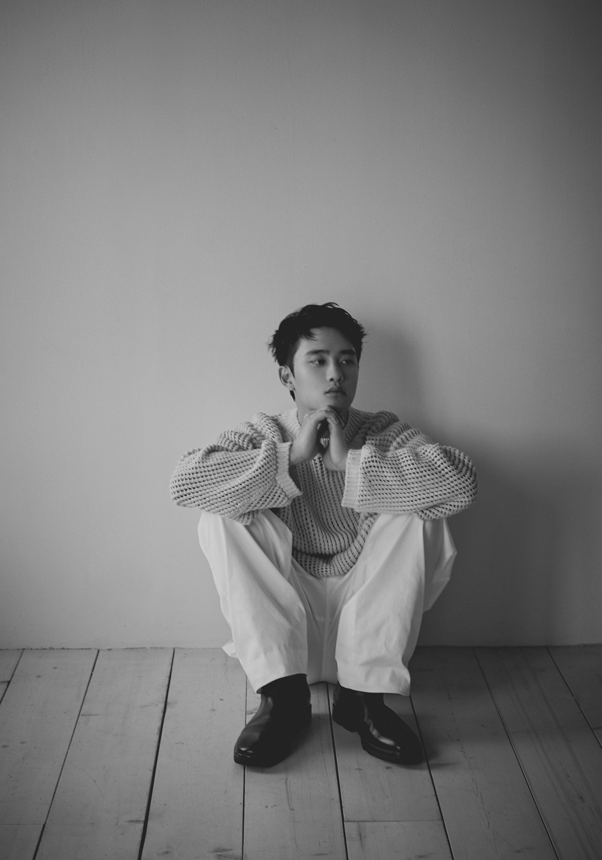 D.O (EXO) chính thức ra mắt album solo đầu tay: Tôi muốn mang lại năng lượng tích cực đến tất cả mọi người