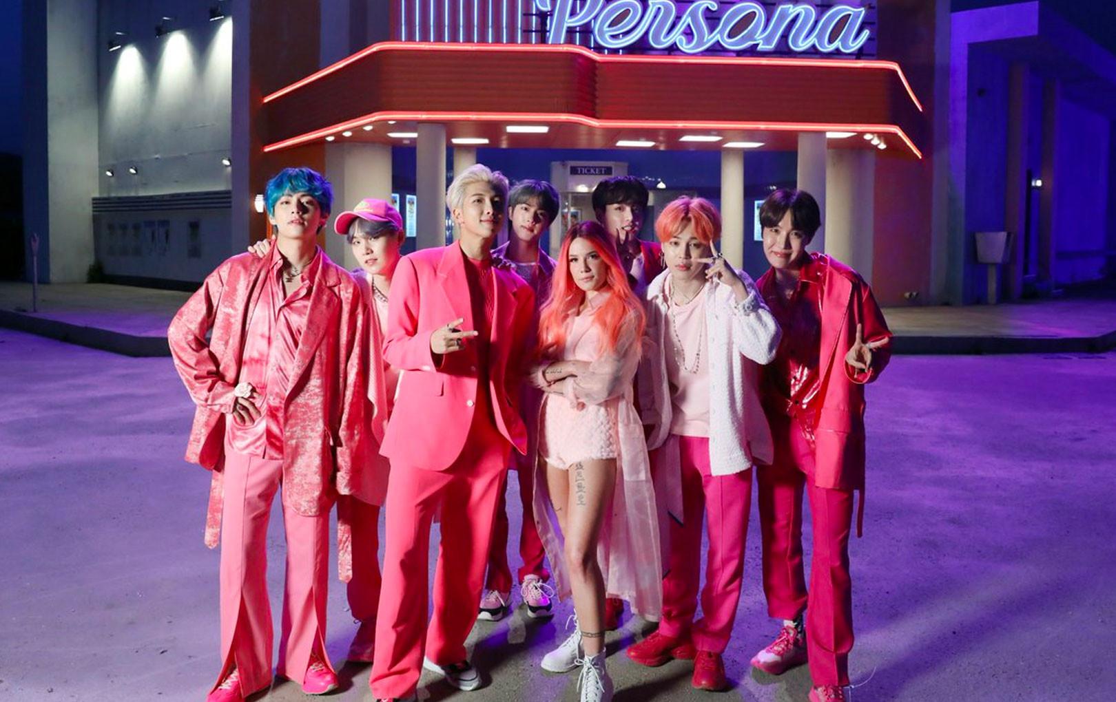 Melon gặp nạn ngay thềm BTS trở lại cùng Map of the Soul: Persona