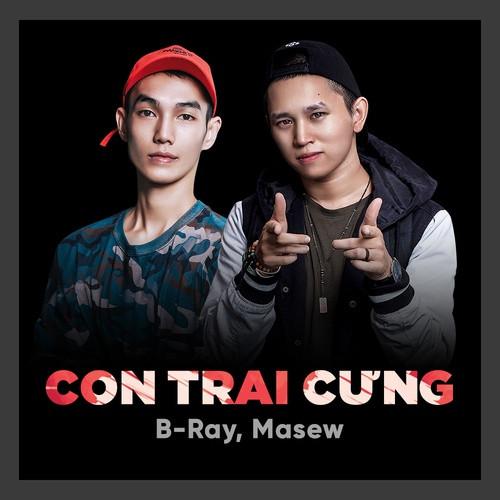 Bài rap Con trai cưng của hai rapper nổi tiếng K-ICM, B Ray gây nhiều tranh cãi
