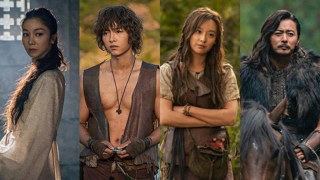 Trước khi tham gia đóng phim cùng Song Joong Ki, Jisoo (BLACKPINK) đã có một gia tài vai diễn ấn tượng