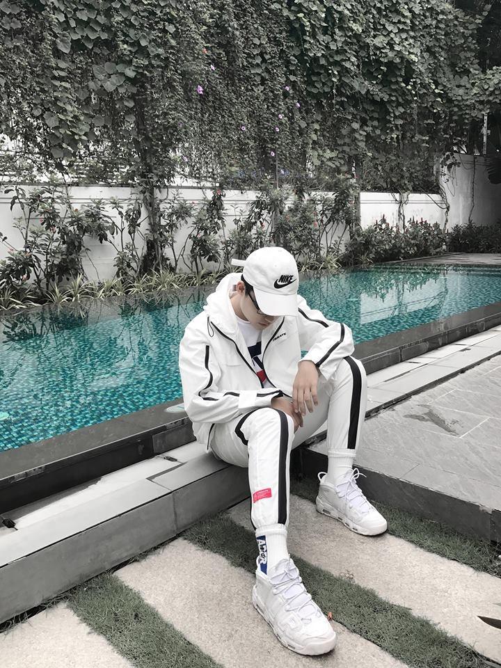 Không hổ danh là em trai Sơn Tùng M-TP: Ngày càng điển trai, ăn mặc chất không thua gì ông anh