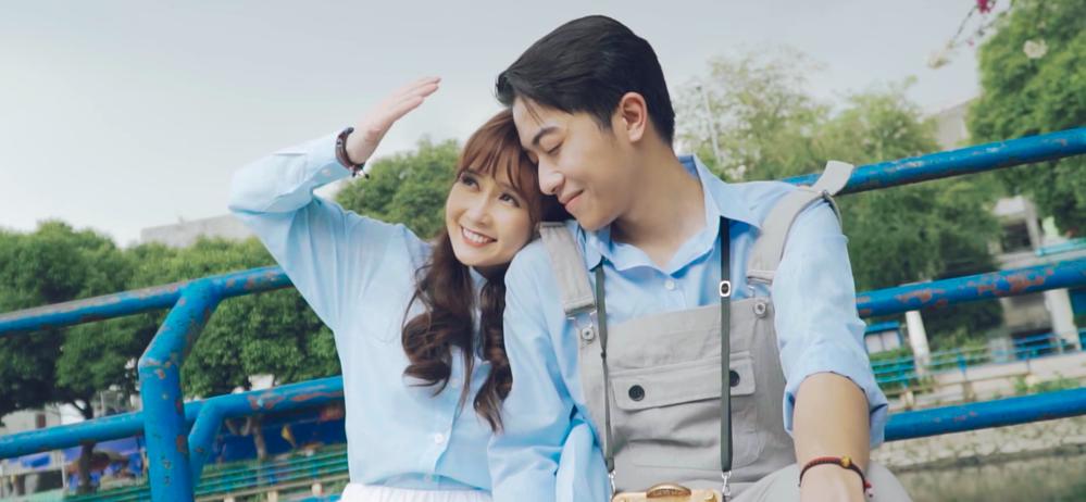 Bất ngờ Cris Phan - Mai Quỳnh Anh chuyển hướng làm ca sĩ, ra MV siêu ngọt siêu hoành tráng này