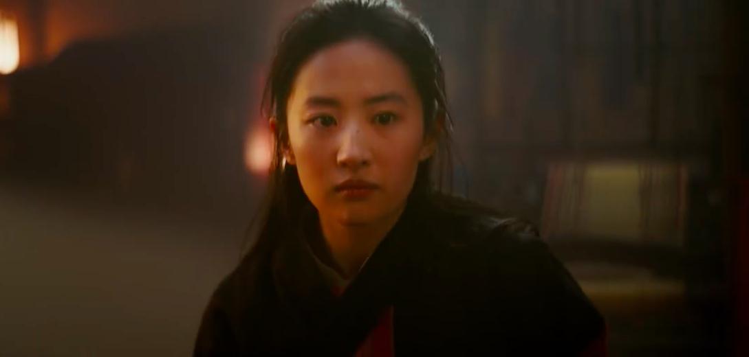 Đứng hình trước màn họa mặt hơi quá tay của Lưu Diệc Phi trong siêu phẩm điện ảnh Mulan (Hoa Mộc Lan)