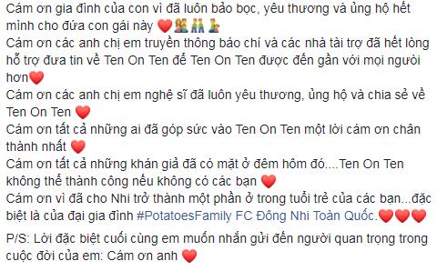 Nhìn lại khoảnh khắc ngọt ngào Đông Nhi gửi lời cảm ơn đến anh yêu Ông Cao Thắng trong liveshow kỷ niệm 10 năm