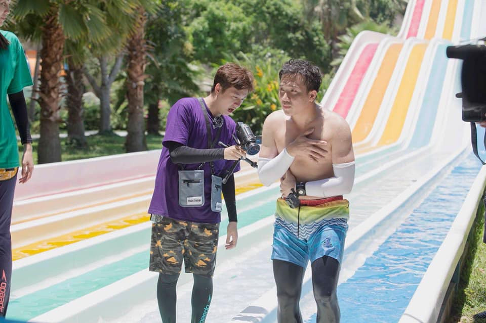 Cận cảnh body của dàn cast  Running Man Việt Nam: Lan Ngọc - Bỉnh Phát nhìn mà u mê, Trấn Thành đúng chuẩn đuông dừa không sai một li nào